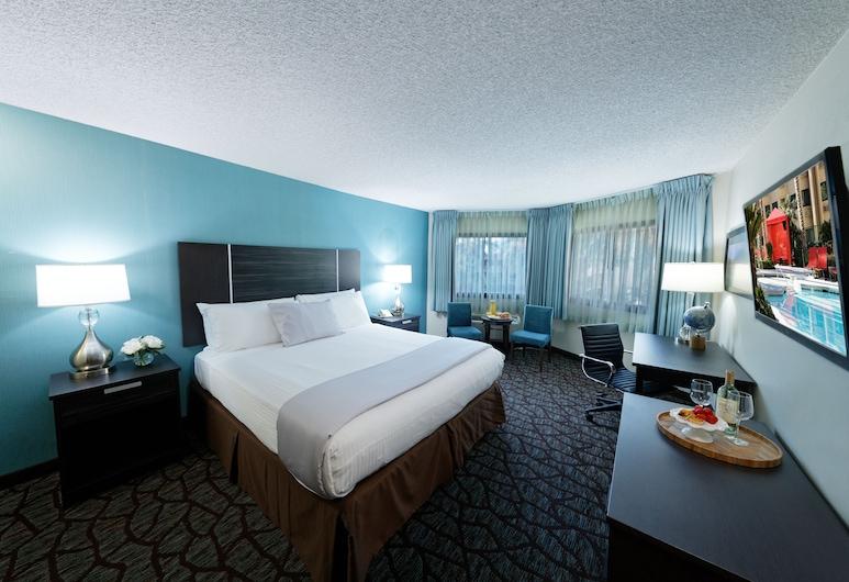 泰瑞伯娛樂場酒店, 拉斯維加斯, Deluxe King, 客房
