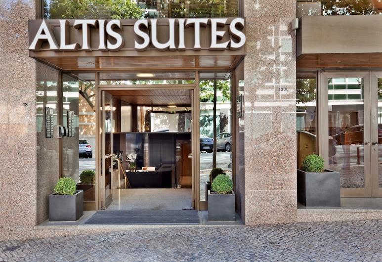 Altis Suites, Lisbon, Front of property