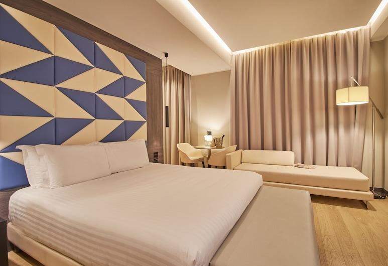 iH Hotels Milano Ambasciatori, Milan, Chambre Double Deluxe, Chambre