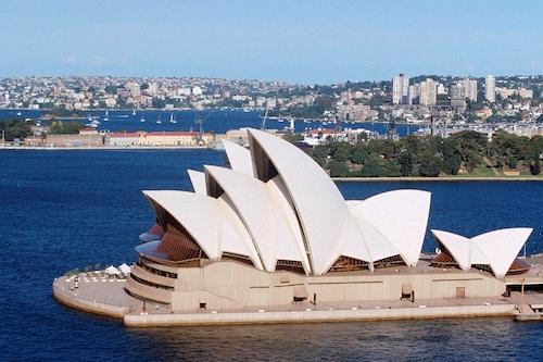 悉尼套房賽貝爾碼頭酒店/
