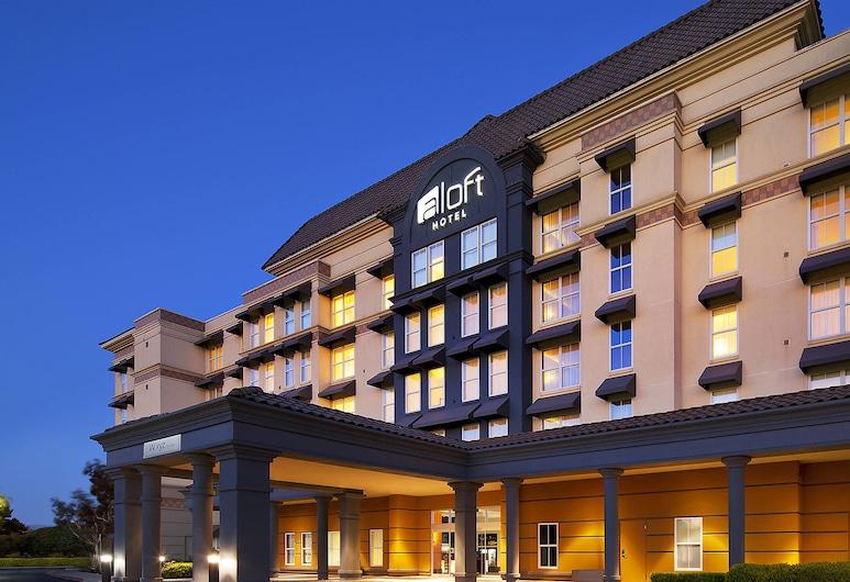 矽谷雅樂軒酒店, 紐華克, 外觀