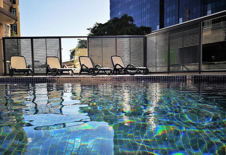 Abbey on Roma Hotel & Apartments, Brisbane, Pool