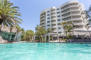 黃金海岸阿爾法尊榮飯店的相片