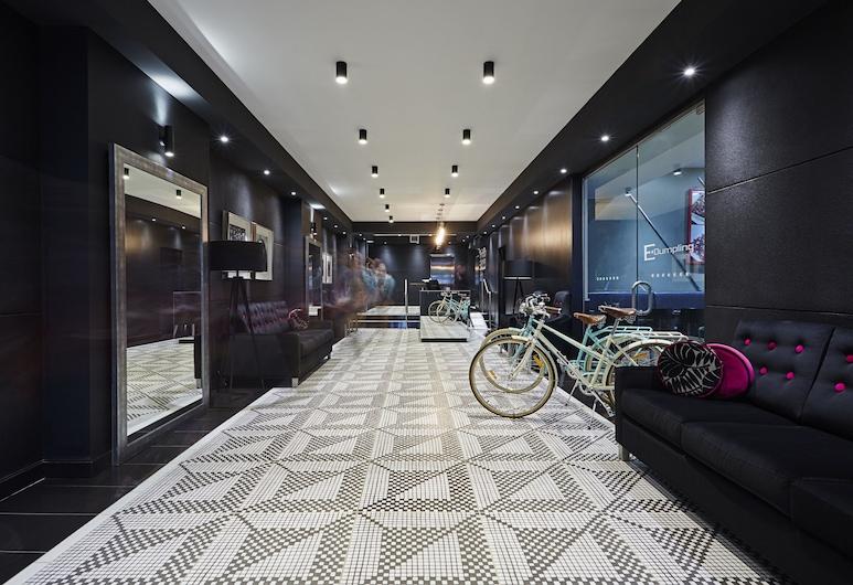 Punthill Flinders Lane, Melbourne, Fuajee
