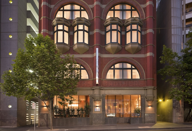 Hotel Lindrum Melbourne MGallery, Melbourne, Hotel Front – Evening/Night