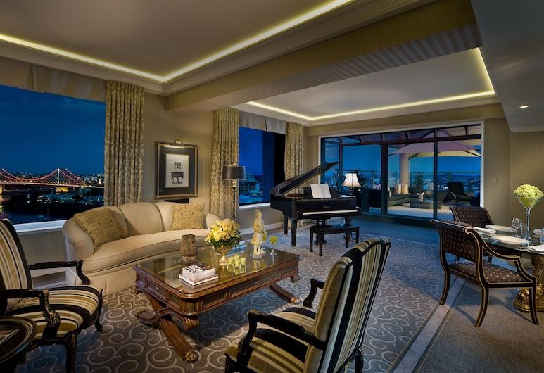 Stamford Plaza Brisbane, Brisbane, Stamford Suite, Guest Room