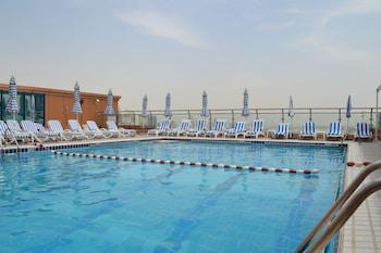 Fotografia do Shreaton Al Khalidiya Hotel em Abu Dhabi