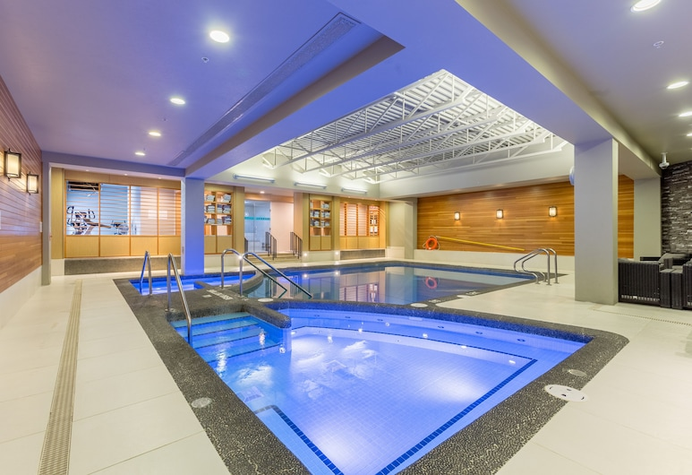 Banff Park Lodge, Banff, Indoor Pool