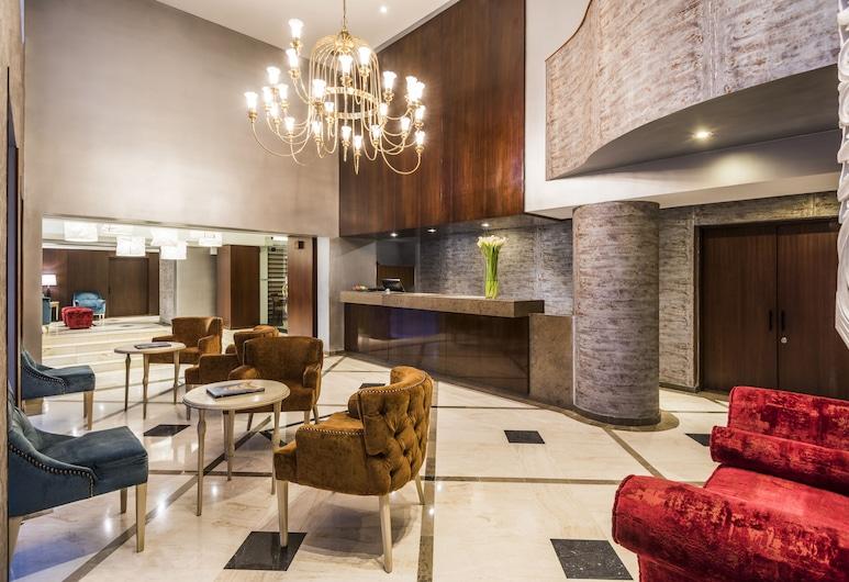 GHL Hotel Hamilton, Богота, Вестибюль