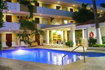 Foto van Azteca Inn in Mazatlan