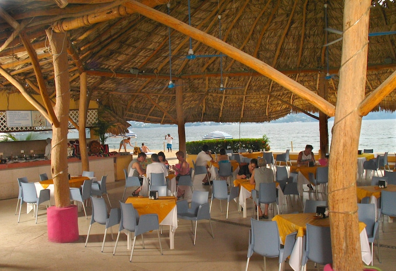 Ritz Acapulco Hotel de Playa, Acapulco, Útiveitingasvæði