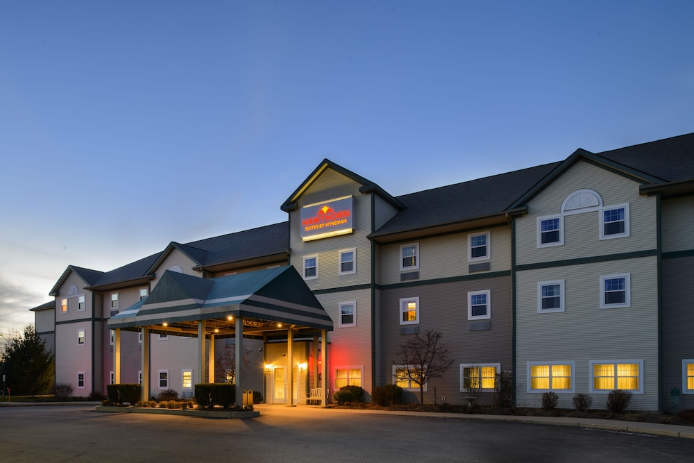 Hawthorn Suites By Wyndham Franklin/Milford Area, Franklin