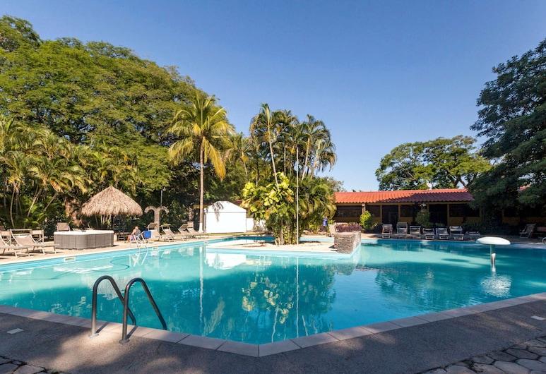 Best Western El Sitio Hotel & Casino, Liberia, Baseinas