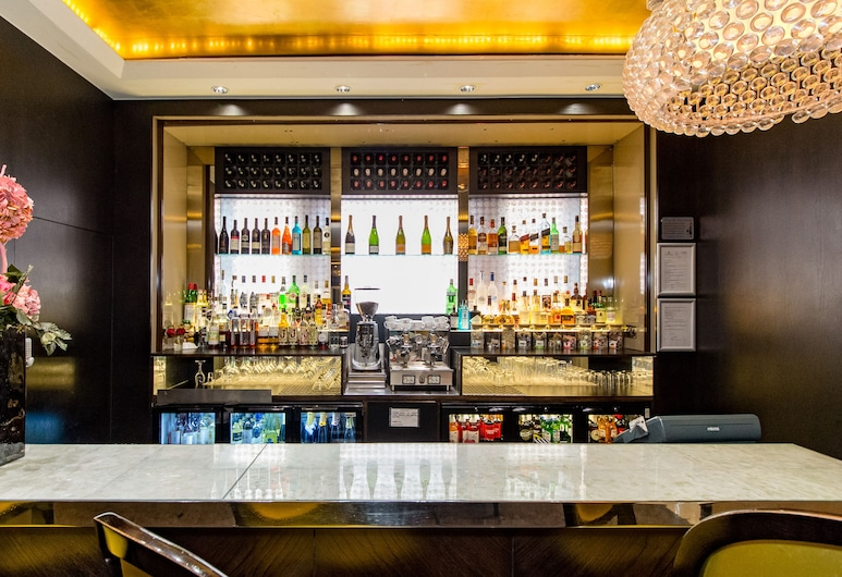 Doubletree by Hilton London Marble Arch, London, Hotelbar