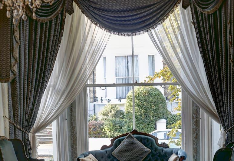 Best Western Swiss Cottage Hotel, London, Fuajee