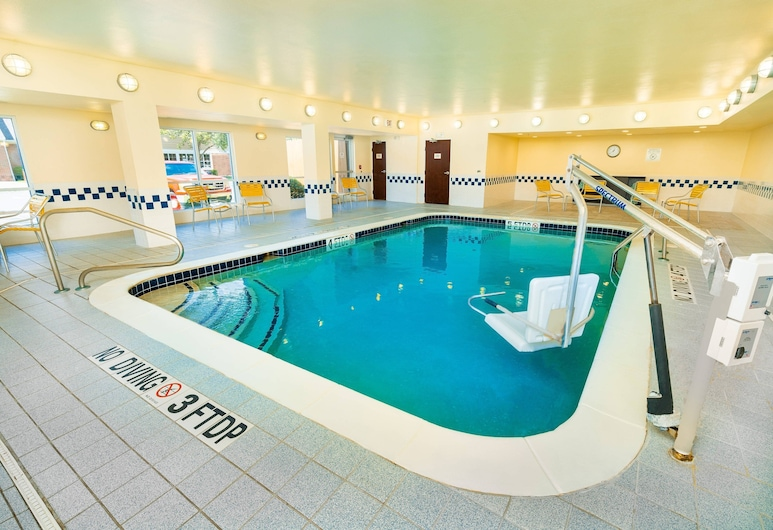 Fairfield Inn by Marriott Little Rock North, North Little Rock, Indoor Pool