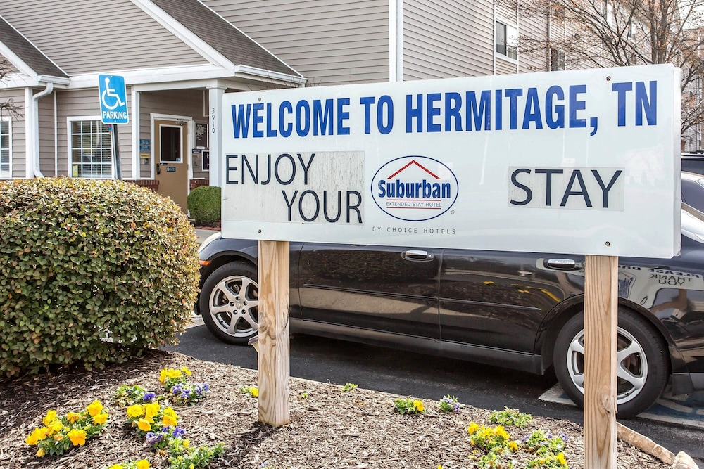 Suburban Extended Stay Hermitage
