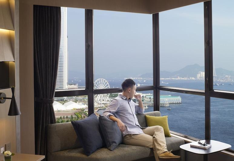 The Harbourview, Hong Kong, Pokój Premium, Pokój
