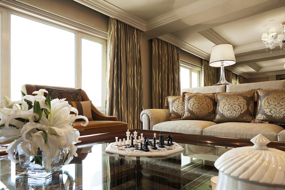 Tata Suite, Apartament typu Suite, 2 sypialnie - Salon
