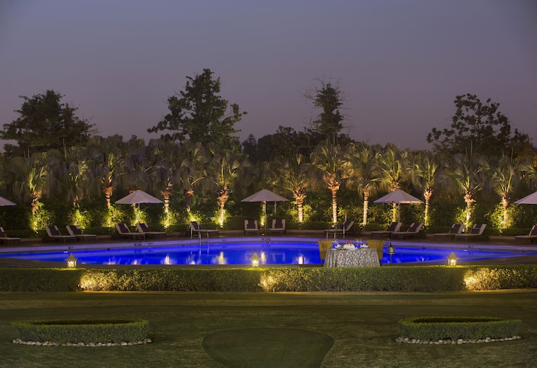 Taj Palace, New Delhi, Yeni Delhi, Açık Yüzme Havuzu