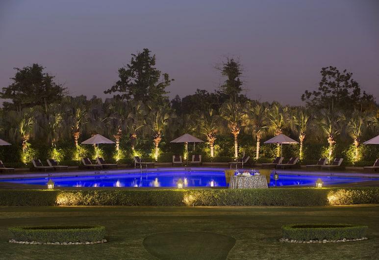 Taj Palace, New Delhi, New Delhi, Buitenzwembad