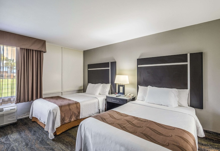 Quality Inn & Suites Conference Center, Thomasville, Pokój