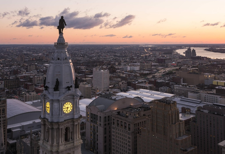 The Ritz-Carlton, Philadelphia, Philadelphia, Restaurante