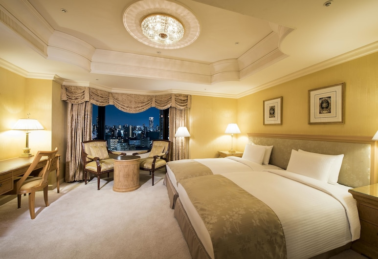 リーガロイヤルホテル 東京, 新宿区, 部屋からの眺望