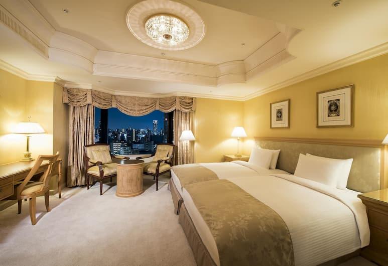 RIHGA Royal Hotel Tokyo, Tokyo, Kahetuba, suitsetamine keelatud (Panorama Bath, Pool / Mini bar FREE), Vaade toast