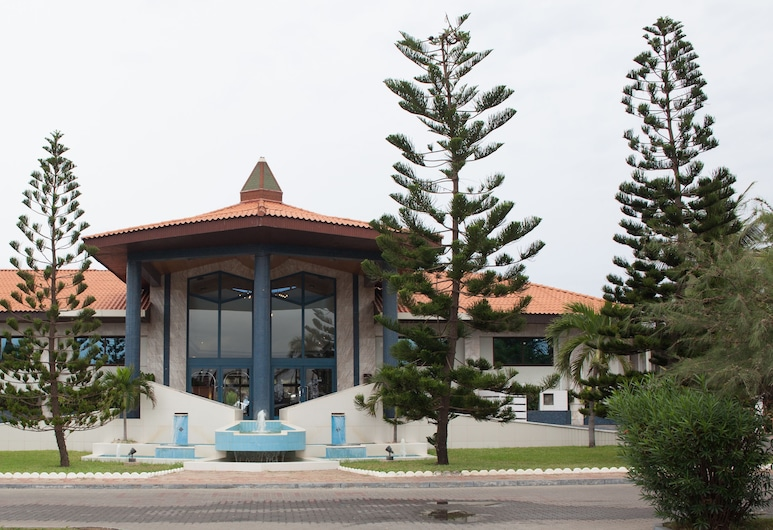 ラ パーム ロイヤル ビーチ ホテル, アクラ