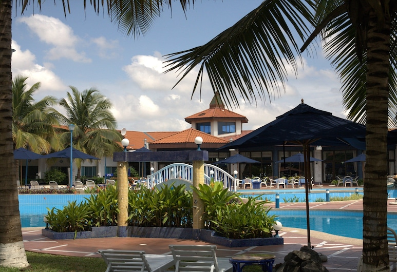 La Palm Royal Beach Hotel, Accra, Piscina all'aperto