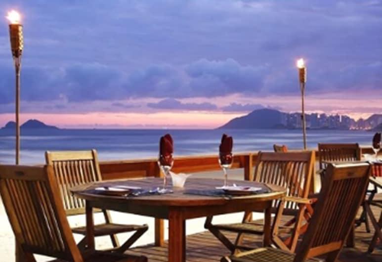 Casa Grande Hotel Resort And Spa, Guaruja, Outdoor Dining