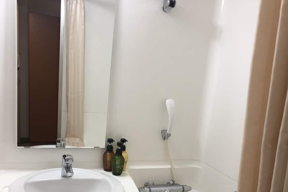 Deluxe - yhden hengen huone, Tupakointi kielletty - Kylpyhuone