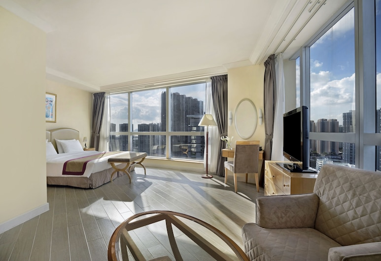 Harbour Plaza Resort City, Yuen Long, Junior-Suite, Zimmer