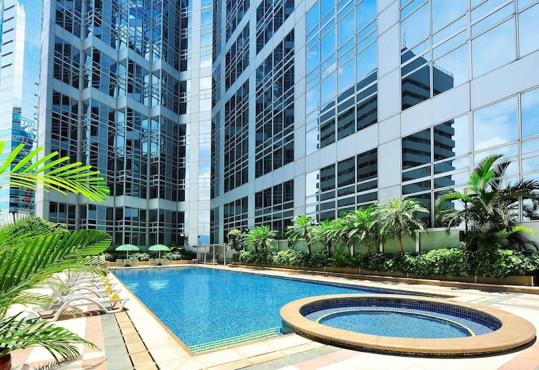 Harbour Plaza North Point, Hong Kong, Outdoor Pool