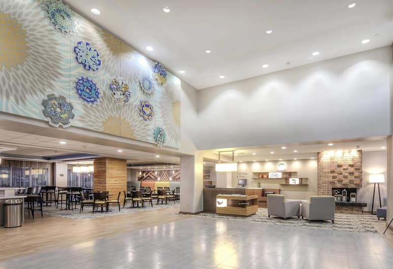 Fairfield Inn & Suites by Marriott Winston-Salem Downtown, Winston-Salem, Lobi