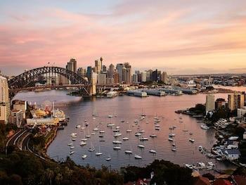 ノース シドニー、ノース シドニー ハーバービュー ホテルの写真