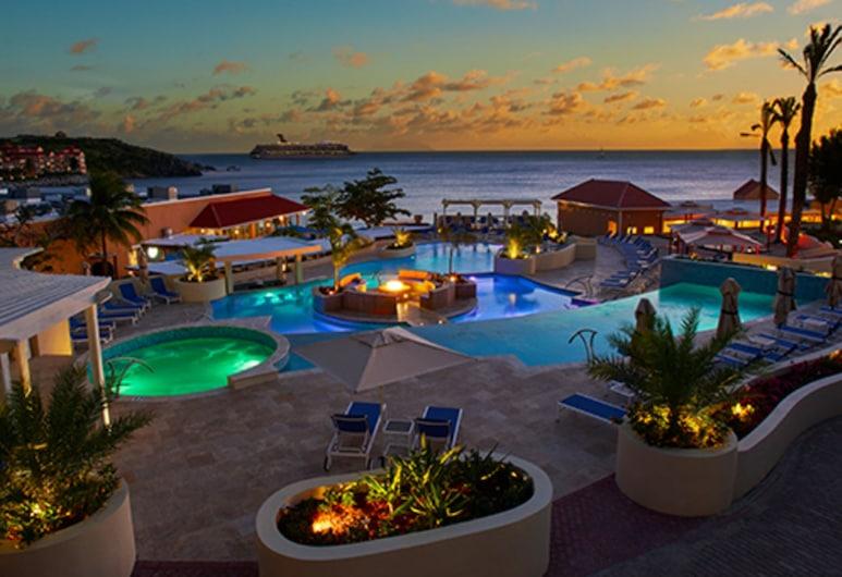 Divi Little Bay Beach Resort, Philipsburg, Pool