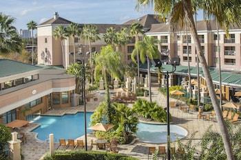 Bild vom Courtyard Orlando Lake Buena Vista in the Marriott Village in Orlando