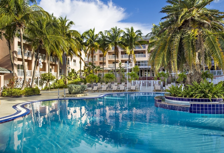 DoubleTree Resort by Hilton Grand Key - Key West, Key West, Bazén