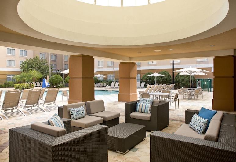 SpringHill Suites Orlando Lake Buena Vista Marriott Village, Orlando, Exteriér
