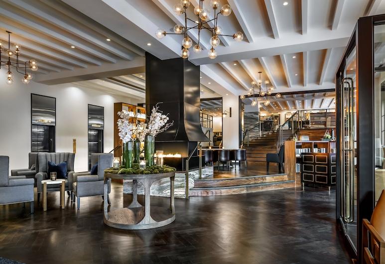 The St. Gregory Hotel, Washington, Vestibyle