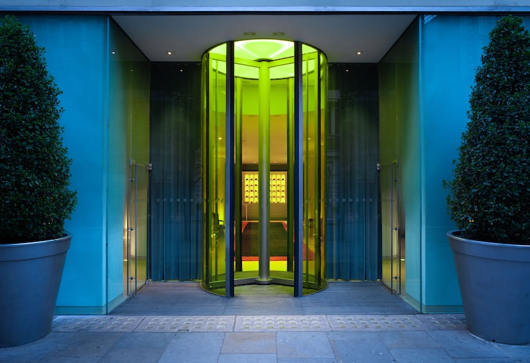 St Martins Lane London, London, Hotel Entrance