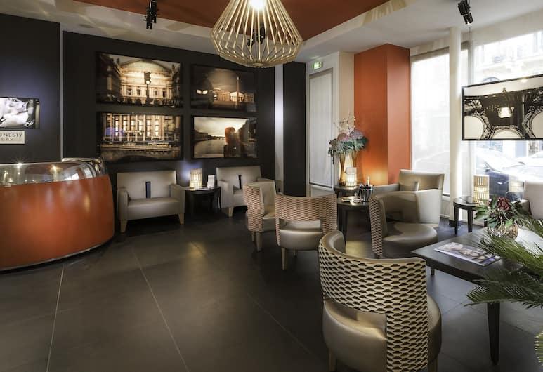 氣氛酒店, 巴黎