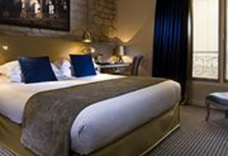 Hotel Atmospheres, Paris, Superior Double Room, Guest Room
