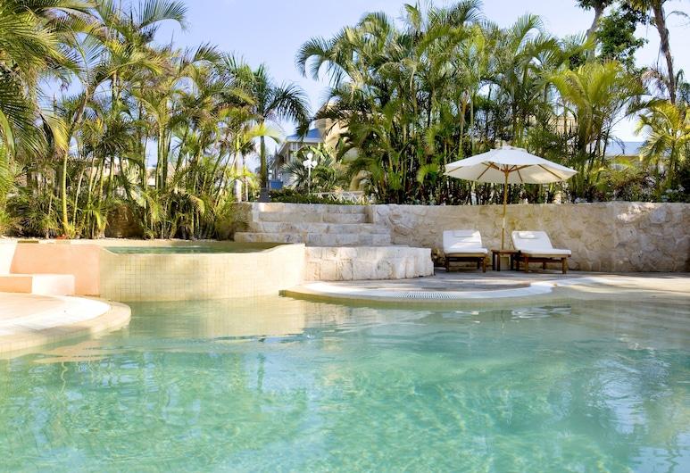 Royal Hideaway Playacar All Inclusive - Adults only, Playa del Carmen, Venkovní bazén