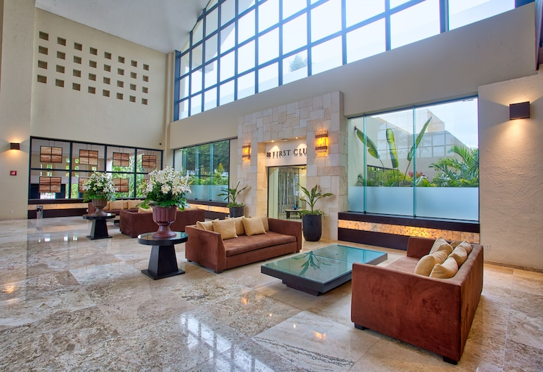 Occidental Nuevo Vallarta- All inclusive, Nuevo Vallarta, Posezení ve vstupní hale