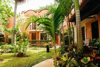 Picture of Hacienda San Miguel Hotel & Suites in Cozumel