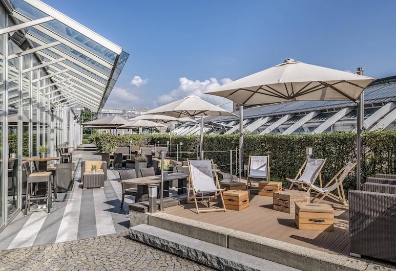 Courtyard by Marriott Linz, לינץ, מסעדה