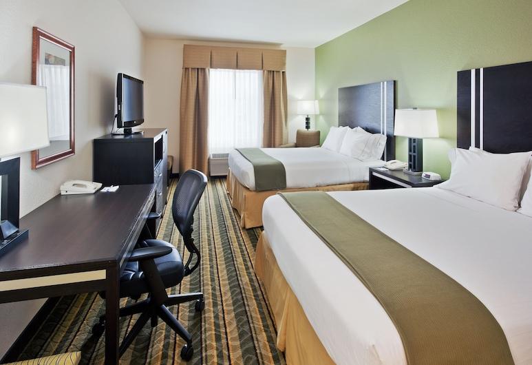 Holiday Inn Express Hotel & Suites Berkeley, Berkeley, Habitación